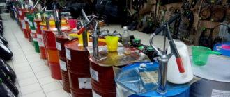 Моторное масло на разлив из бочки: а есть ли реальная выгода?
