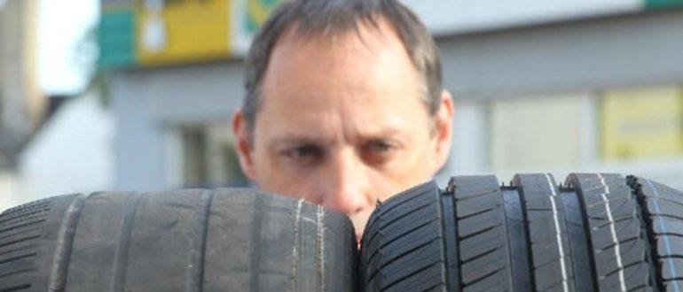 Б/у шины: чем опасна их покупка