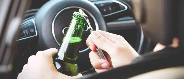 Как распивать алкоголь в автомобиле и не лишиться прав?