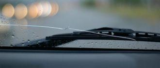 Гаишник хочет оштрафовать за трещину на лобовом стекле автомобиля