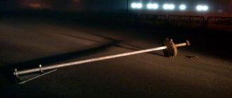Хитроумная уловка ГИБДД на которую попадают водители в темное время суток
