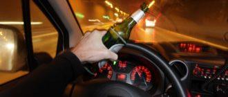 Как ГИБДД вычисляют пьяных водителей