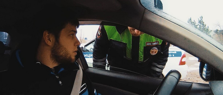 Что должен знать водитель при остановке ДПС