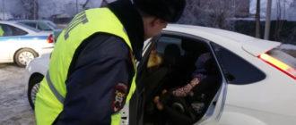 Как перевозить ребенка в машине и не лишиться прав мерзким способом