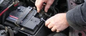 Можно ли снимать аккумулятор с машины с бортовым компьютером