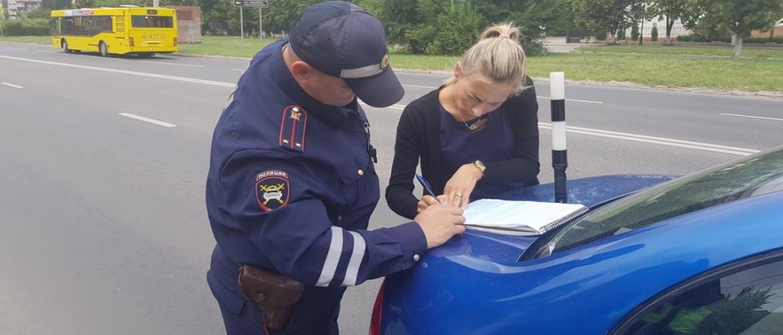 Теперь одного только протокола ГИБДД для наказания водителя недостаточно