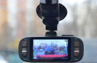 штраф за видеорегистратор установлен на лобовом стекле
