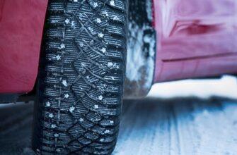 Можно ли ставить шипованные и нешипованные зимние шины на разные оси