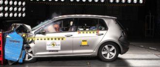 Краш-тест машин: главный приоритет - безопасность