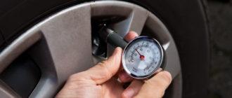 Какое давление в шинах должно быть и должно ли оно быть одинаковым