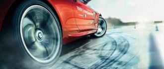 Почему иногда кажется, что колеса крутятся в обратную сторону
