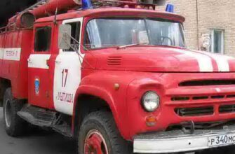 Почему пожарная машина красного цвета