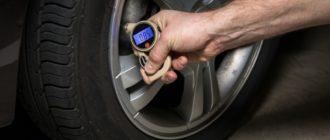 Как часто проверять давление в колесах и подкачивать шины в холодное время года
