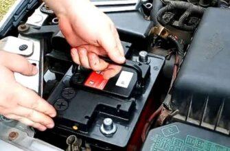 Как правильно снять аккумулятор с автомобиля