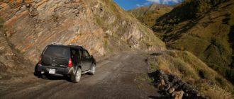 Как спускаться с горы и подниматься в гору на автомобиле