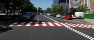 Почему разметка на дороге белого цвета