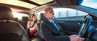 Почему за водителем самое безопасное место в машине