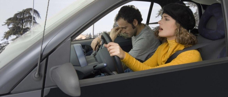 Почему женщина за рулем считается опасным и неадекватным водителем