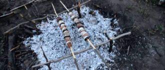 Решили пожарить шашлыки в Греции. Это мог быть последний день в нашей жизни