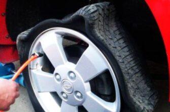 Зачем накачивать шины азотом