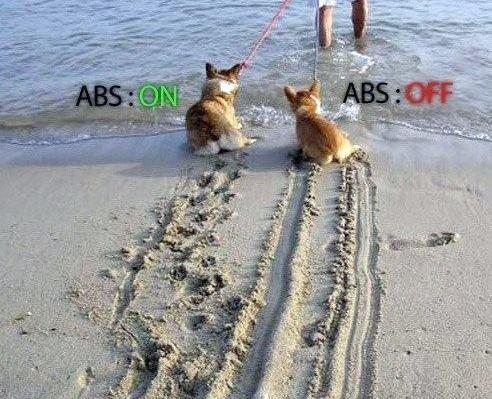 Нужно ли отключать АБС зимой