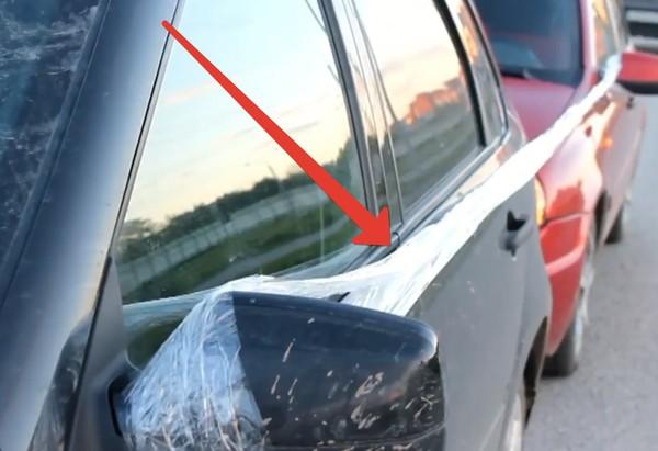 Зачем опытные водители всегда возят в машине скотч
