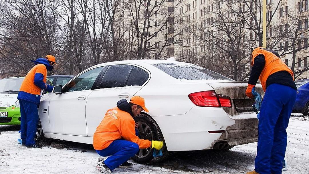 Можно ли мыть автомобиль зимой