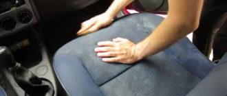 Как обновить салон автомобиля своими руками