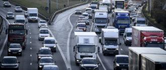 Минпромторг предложил увеличить транспортный налог на старые автомобили