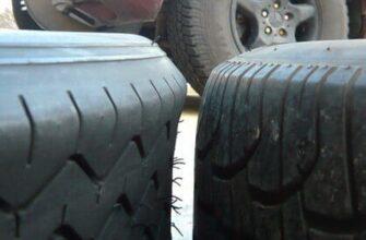 Можно ли ставить разные шины на разные оси