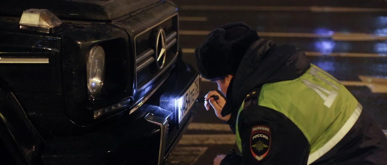 ГИБДД тестирует новую систему для выявления угнанных автомобилей
