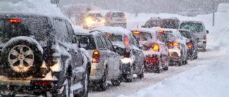 Эксперт назвал пять способов «убить» машину зимой