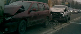 В России увеличилось число ДТП по вине водителей-новичков