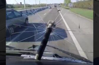 Зачем дальнобойщики начали бросать болты во встречные машины