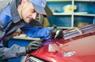 Что такое локальный ремонт автомобиля и зачем он нужен