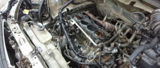 Почему двигатели продают в перелитым уровнем масла