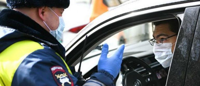 Штраф за отсутствие видеорегистратора в машине