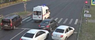 Нужно ли пропускать скорую на светофоре, нарушая ПДД