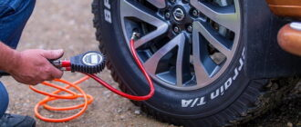 Как накачка шин азотом влияет на динамику разгона автомобиля