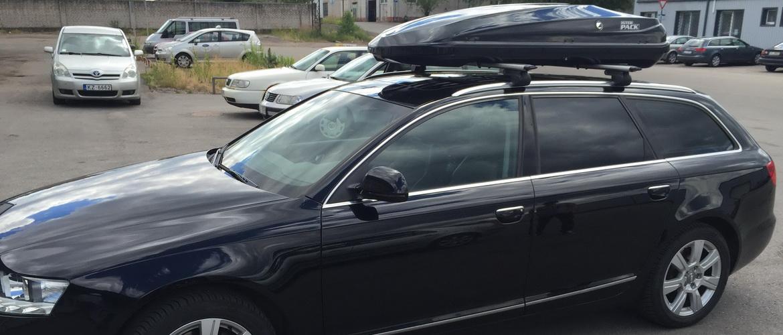 ГИБДД начала штрафовать водителей за багажник на крыше автомобиля