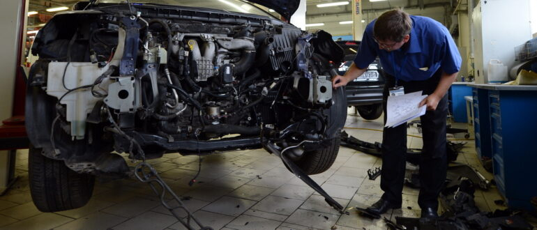 В России запретят запчасти с разборок (ремонтировать автомобили б/у запчастями)