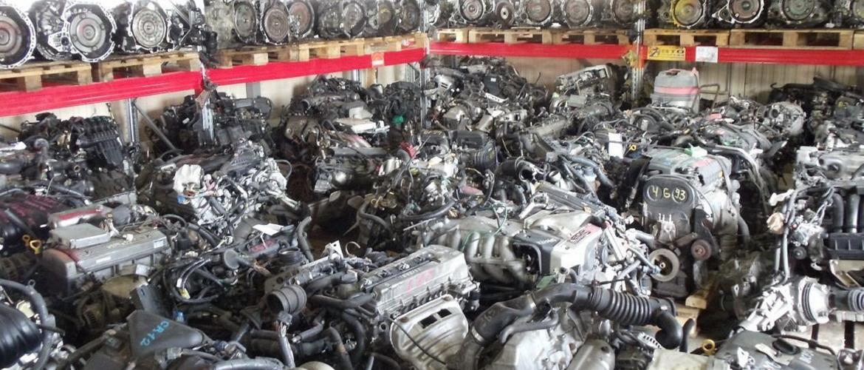 Японец рассказал, откуда у них берётся много контрактных двигателей и АКПП с маленьким пробегом