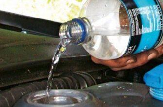 Можно ли в антифриз добавить воды