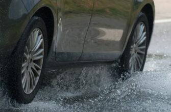 Что такое аквапланирование автомобиля