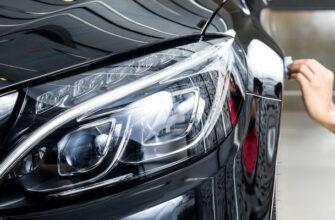 Восстановление ЛКП автомобиля