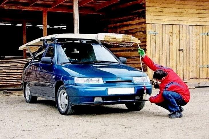 Какой длины можно перевозить груз на легковом автомобиле
