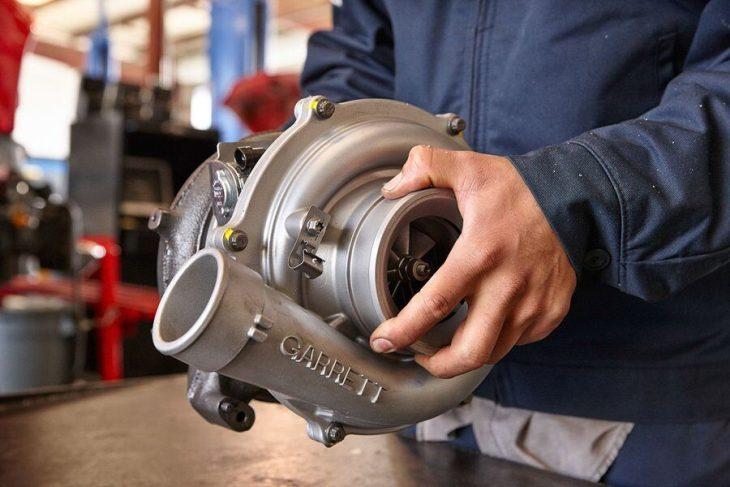 Как проверить работает ли турбина на дизельном двигателе