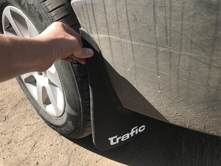 Нужны ли брызговики на автомобиль