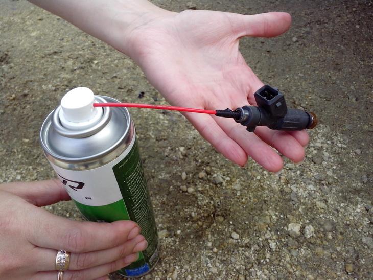 Как очистить форсунки инжектора в домашних условиях без разборки