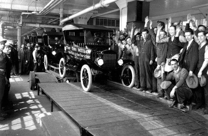 Почему автомобили Генри Форда были дешевыми